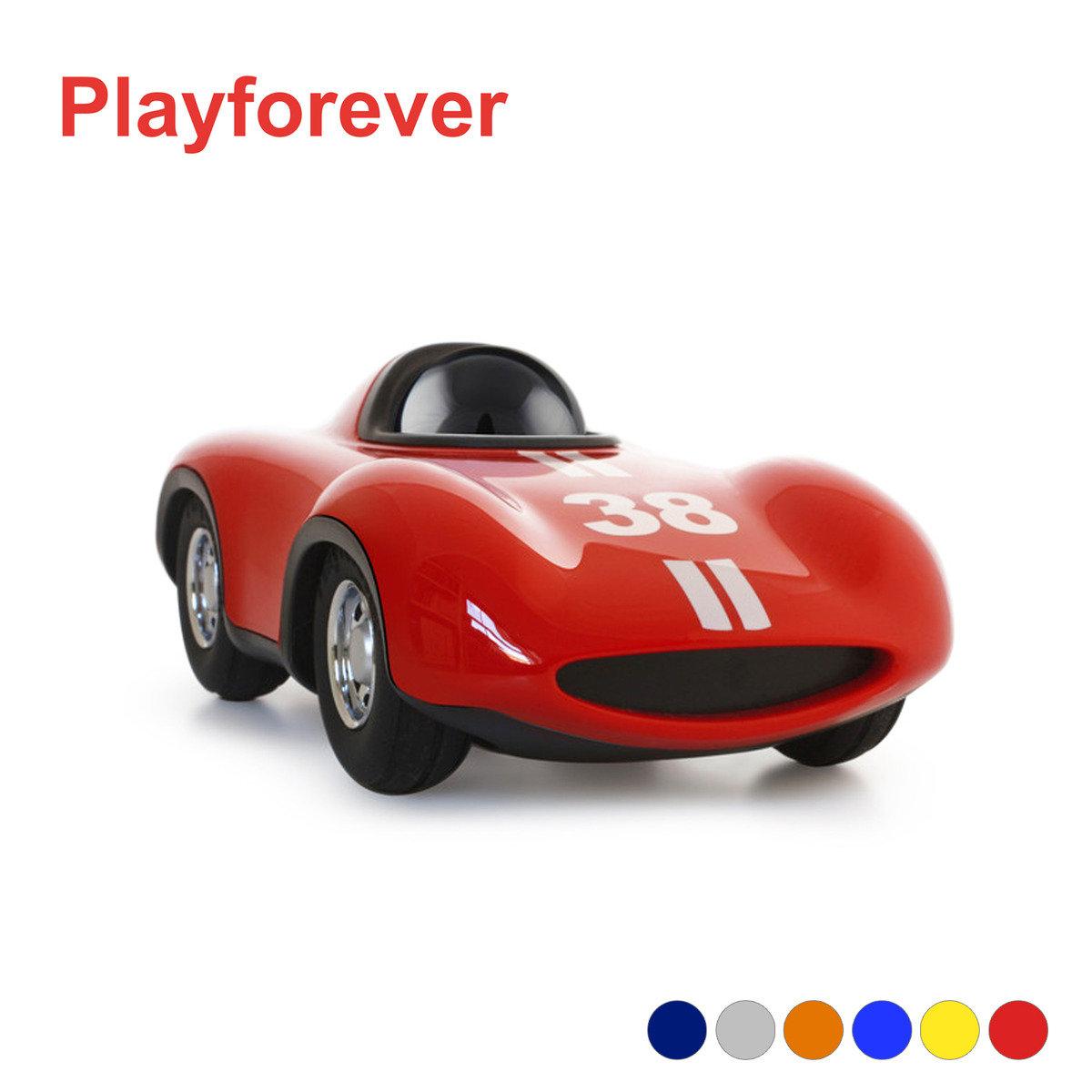 經典古董利曼賽車玩具擺飾 (紅色)