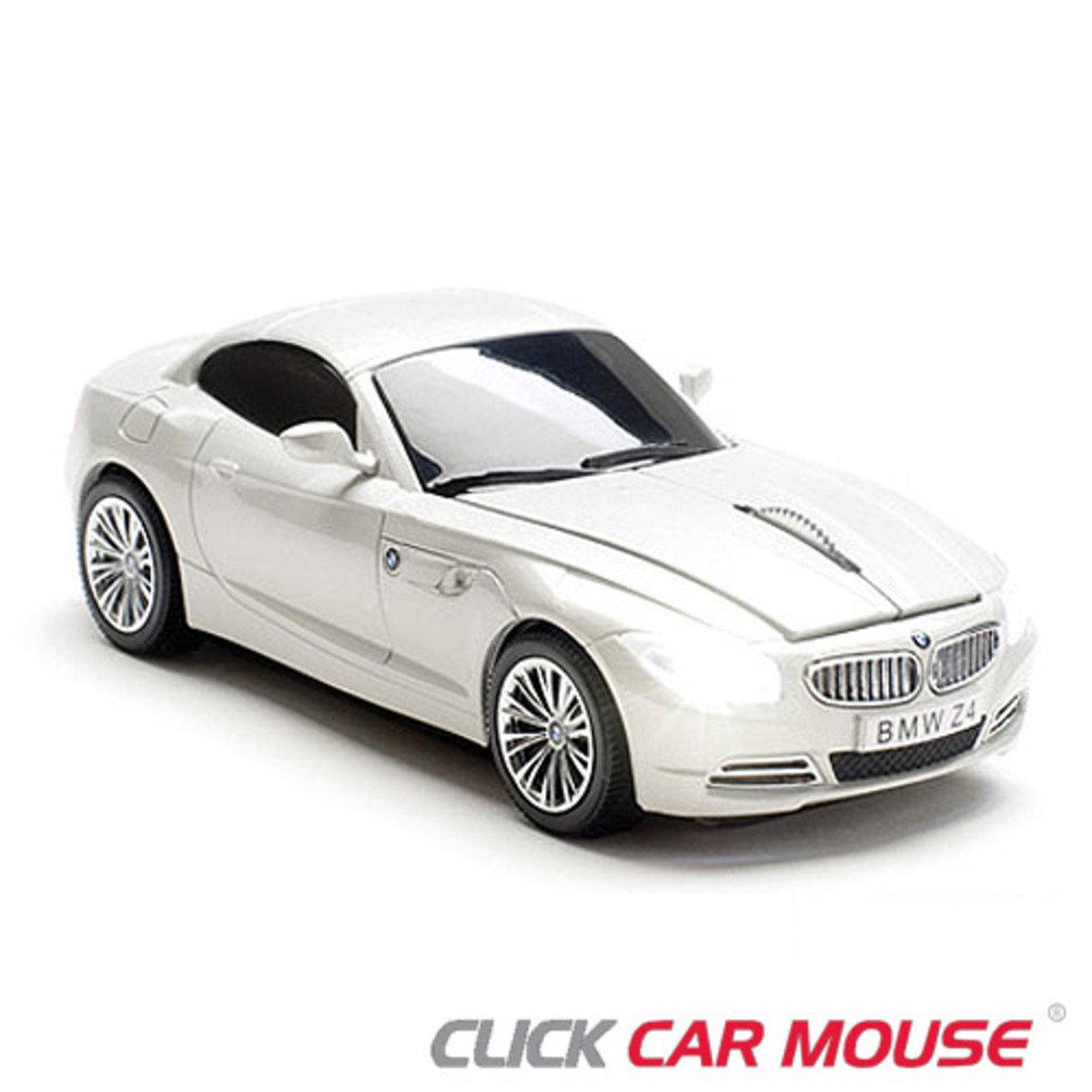 BMW Z4 無線nano滑鼠 (白色)
