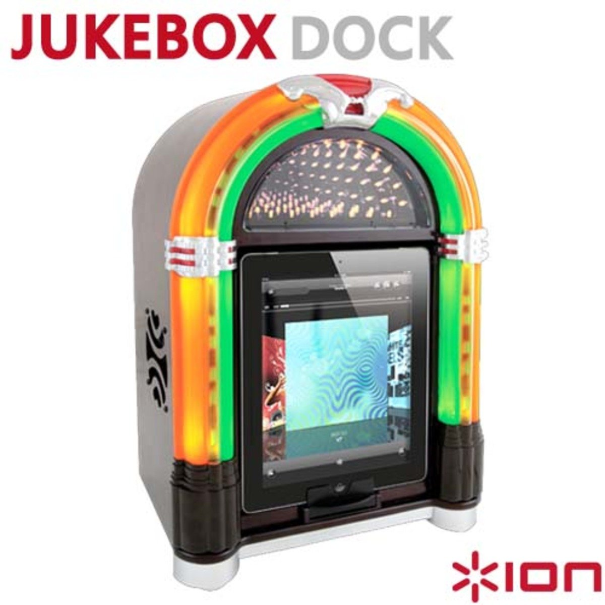 Ion Audio JUKEBOX DOCK 復古揚聲機