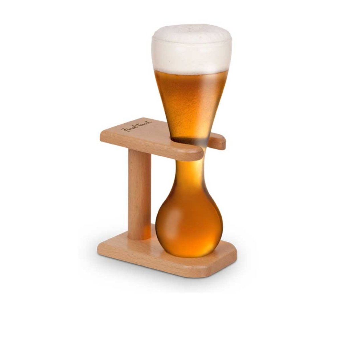 四分一碼啤酒杯