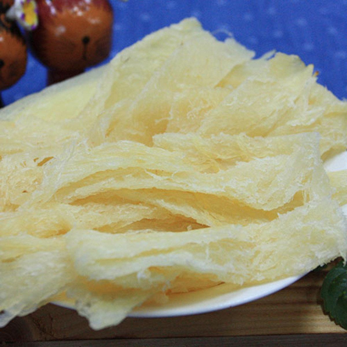 原味魷魚切片