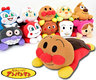 Anpanman series pillow cushion - No.8 Baikiman