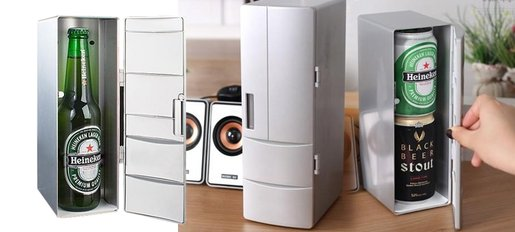 USB mini refrigerator
