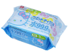 LEC Hello Kitty 99.9% pure water wet wipes refill x 3 bags (80 sheets per bag)