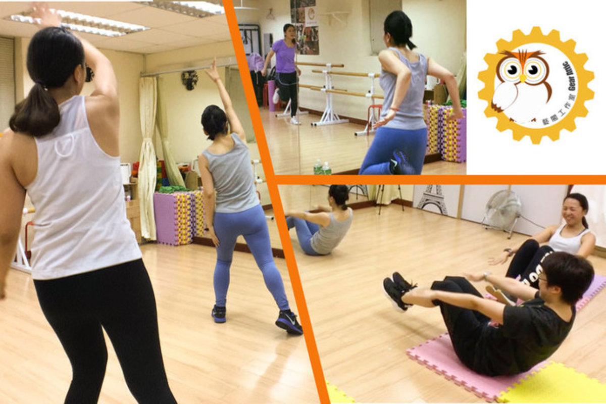 2 Pax - Dancing & Yoga Class  - 6 Sessions Each
