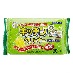 Easy Clean 廚房清潔濕紙巾 30片