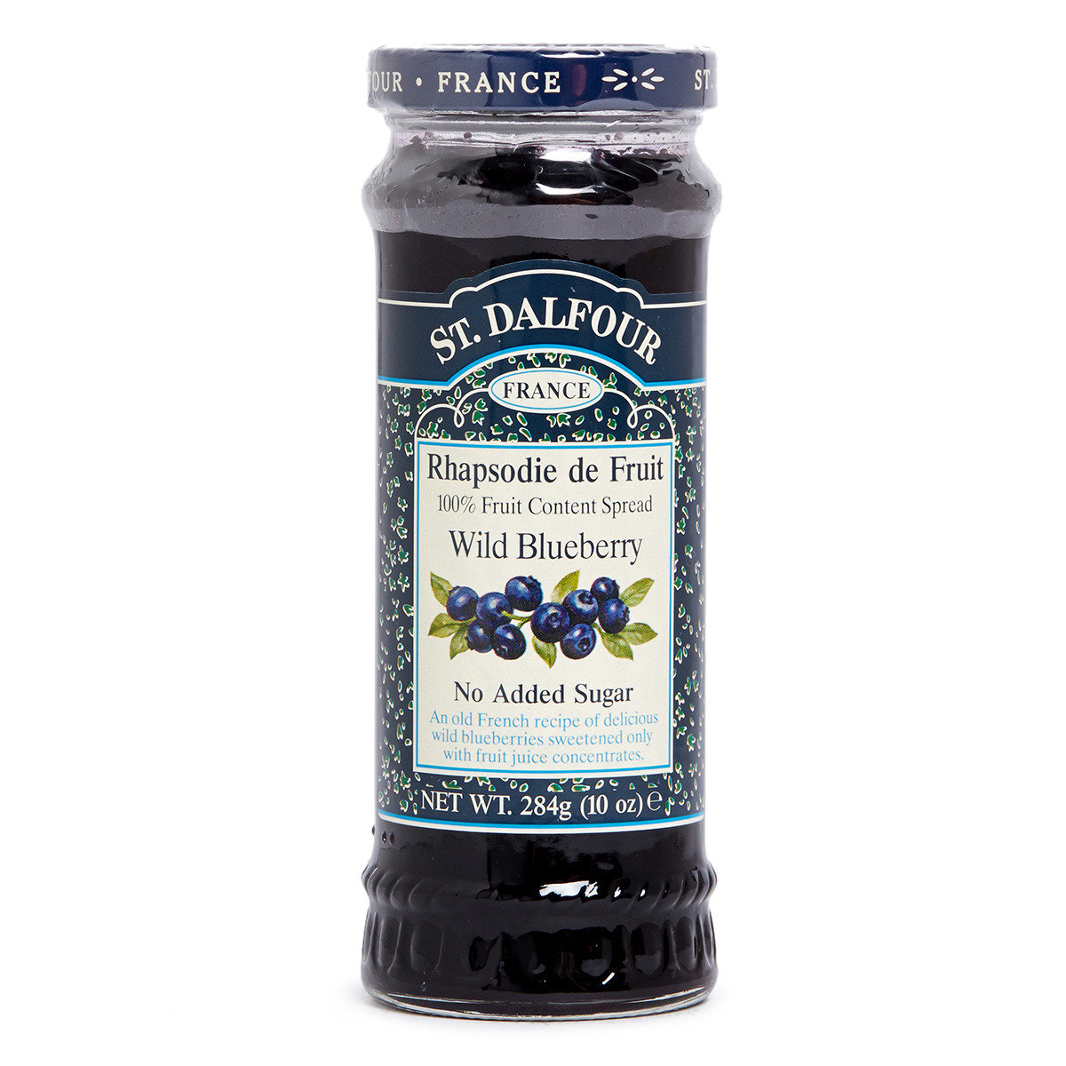 Deluxe Wild Blueberry Spread