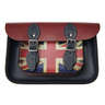 11'' Satchel - British Union Jack