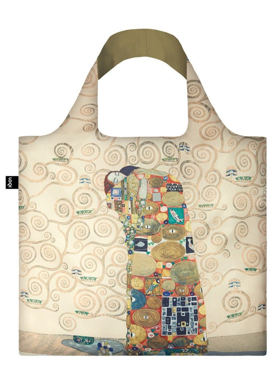Reusable Bag – The Fulfilment by GUSTAV KLIMT