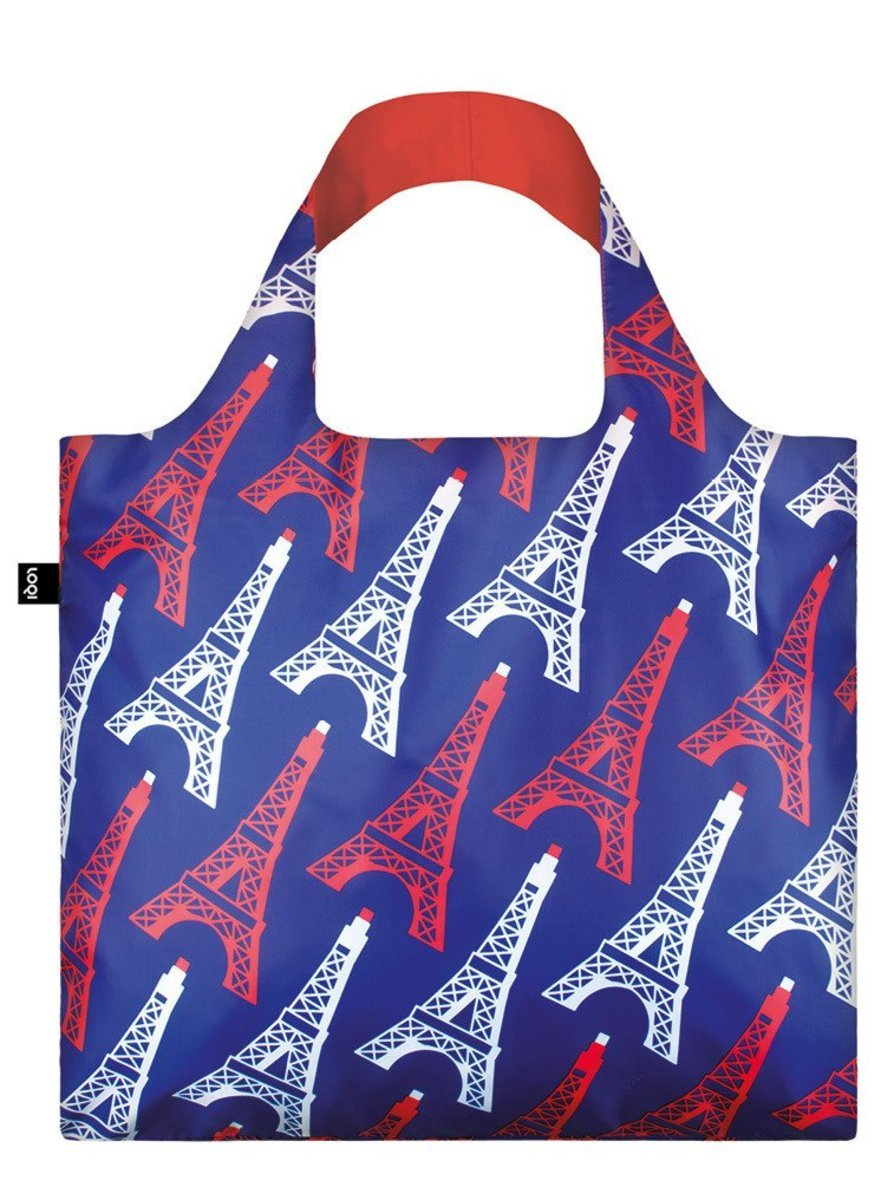 Reusable Bag – Travel Eiffel Tower
