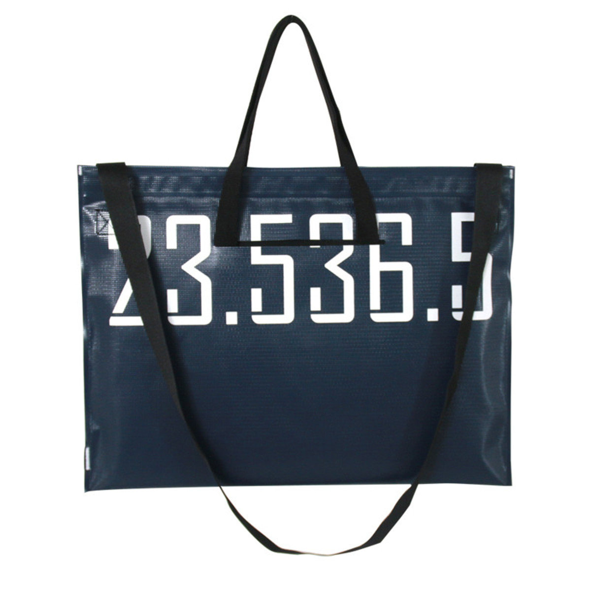 "UNITARPER SLEEPPER 15"" TOTE BAG - NAVY"