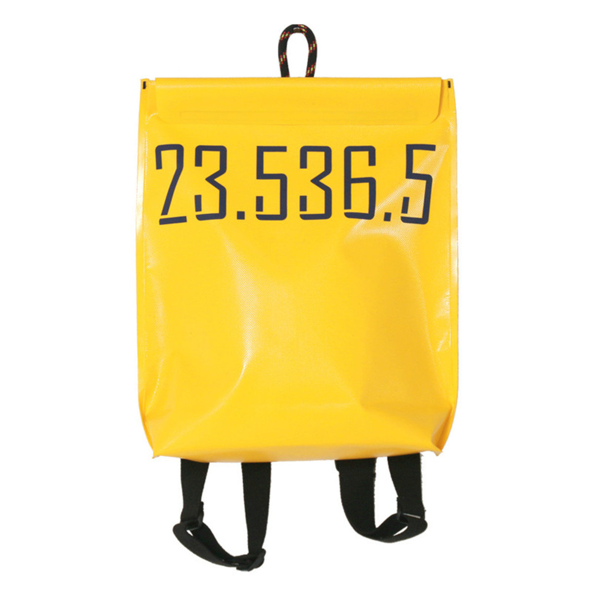 V PACK Backpack – YELLOW