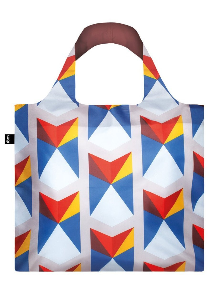 Reusable Bag – Triangles