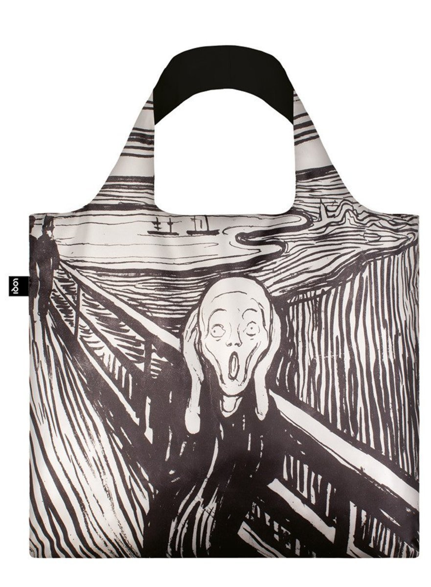 環保購物袋 - The Scream by EDVARD MUNCH