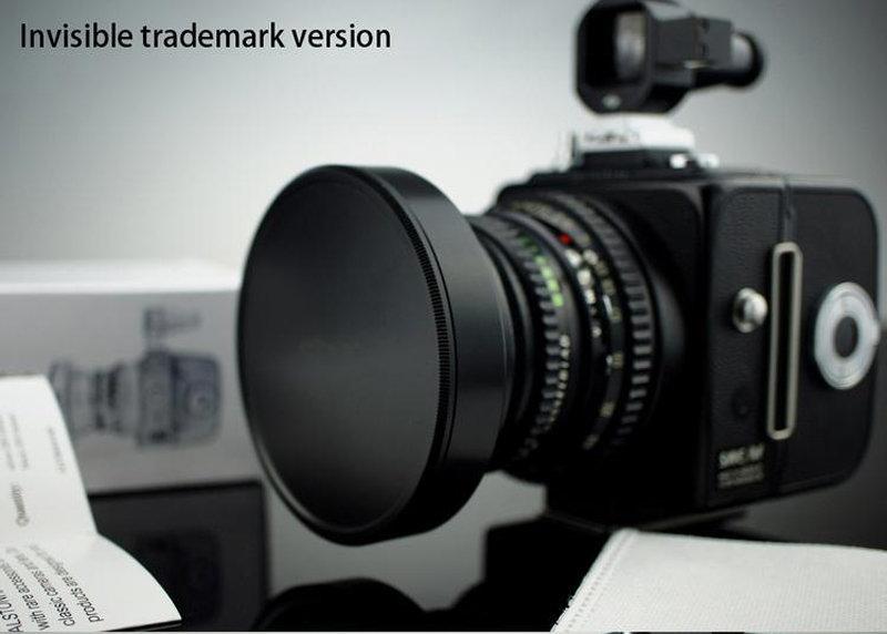 ALSTONHAND | Metal Lens Hood + Cap for Hasselblad SWC SWC/M