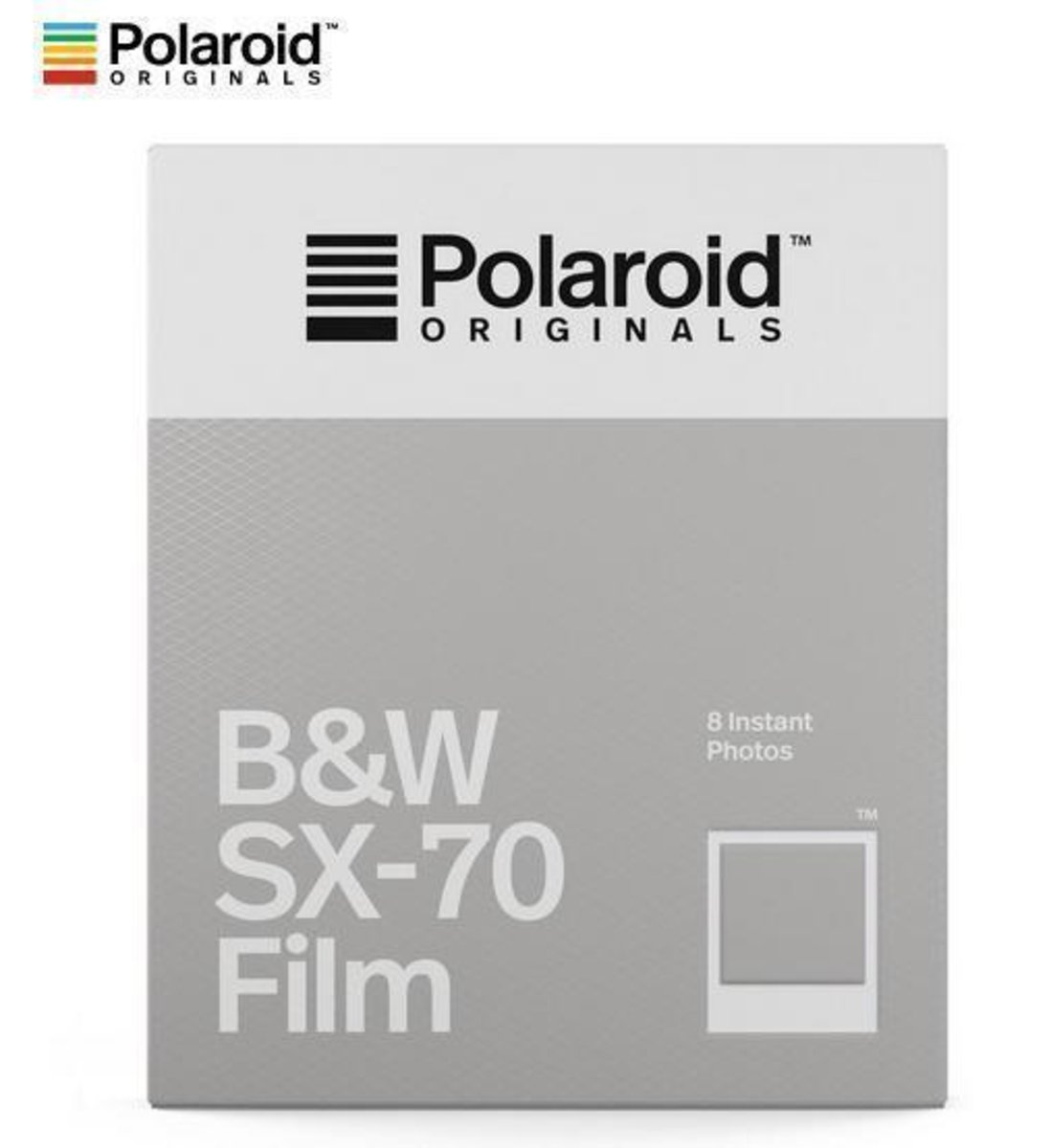 B&W Instant Film for SX-70