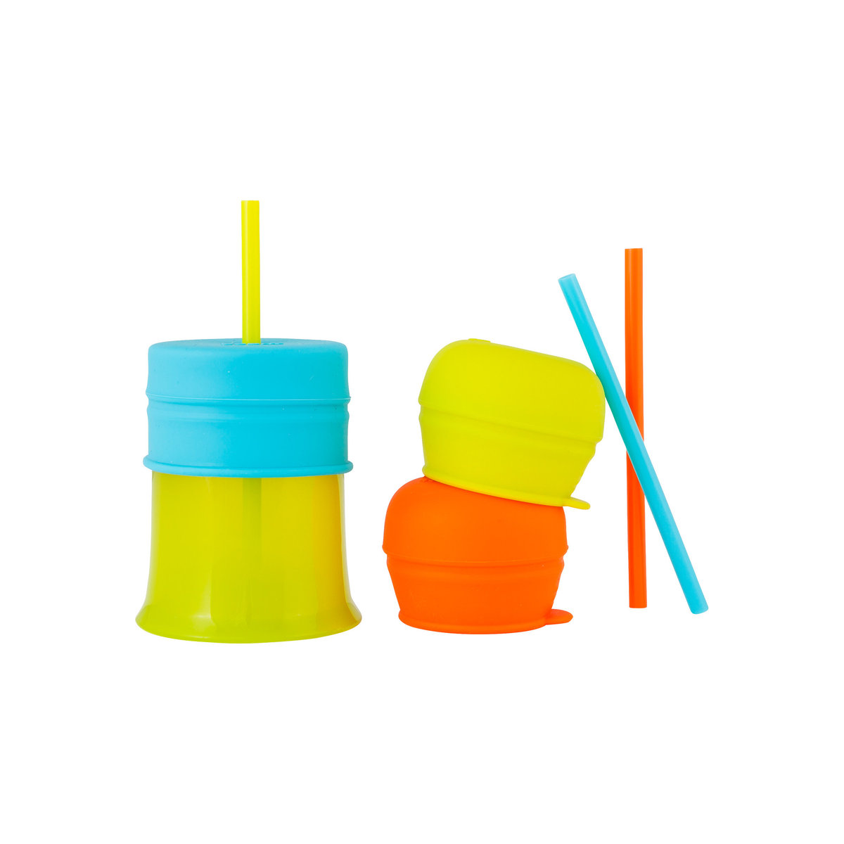 SNUG Straws with Cup