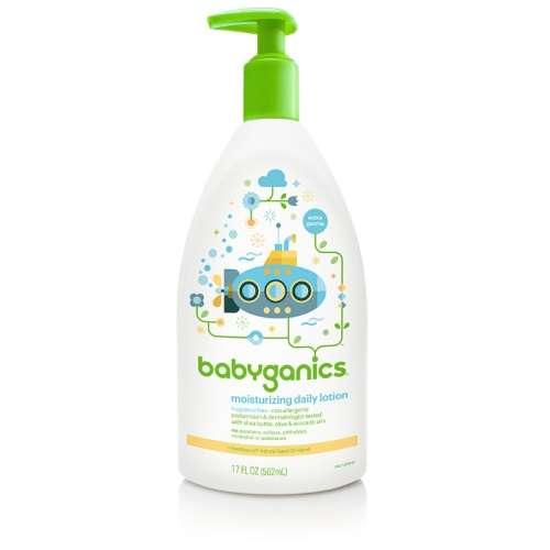 嬰兒溫和倍護潤膚露 - 無香味 502ml 香港行貨