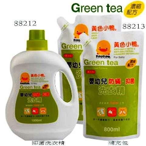 黃色小鴨抑菌洗衣精補充包 (800ML)