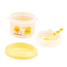 黃色小鴨稀飯調理鍋(微波爐專用)