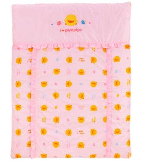 PiYO PiYO Dual Purpose Quilt - Pink