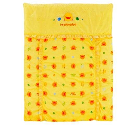 PiYO PiYO Dual Purpose Quilt - Yellow