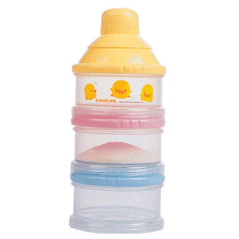PiYO PiYO Non-Spill Milk Powder Dispenser