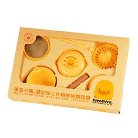 PiYO PiYO Baby Food Processor Set (7 pcs)