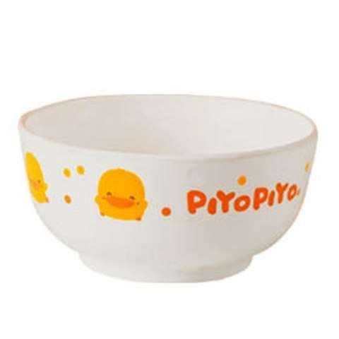 黃色小鴨碗 (微波爐專用)