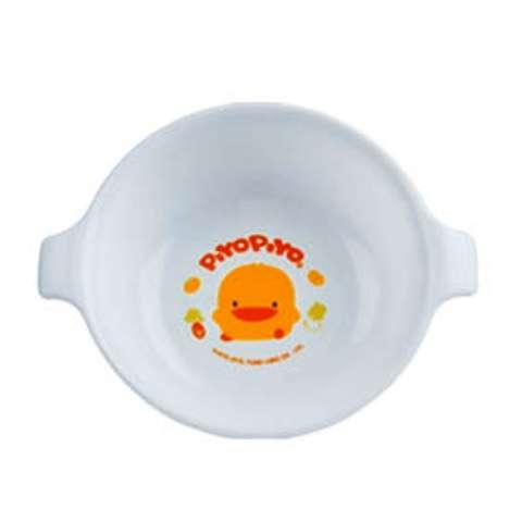 黃色小鴨粥碗