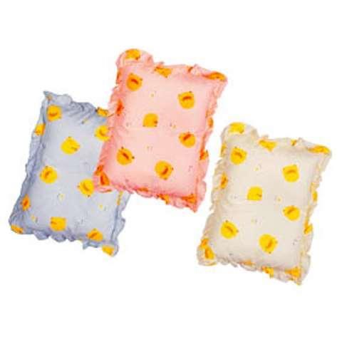 黃色小鴨抗菌防蹣兒童枕 (黃色)