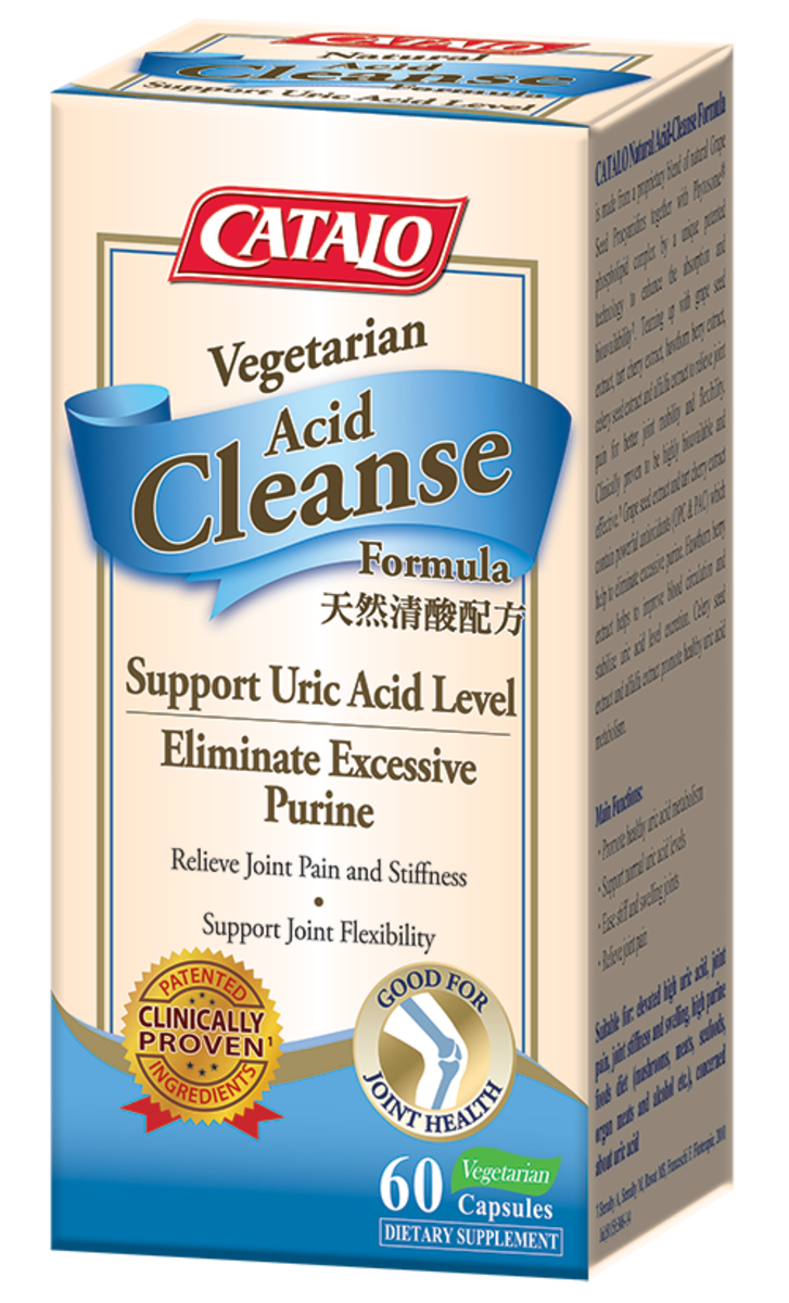 Natural Acid-Cleanse Formula