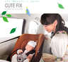 CARMATE ISOFIX Specialized Car Seat-Brown