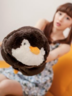 Caterpillar pillow- Penguin (70cm) - CU0007