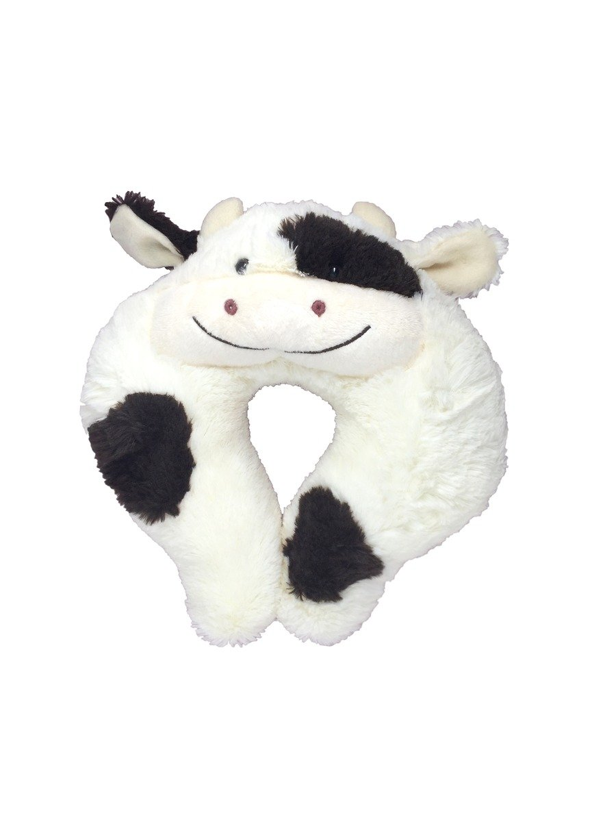 COLOR RICH -  Neck Cushion - Cow  (30cm) - 20K569
