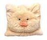 COLOR RICH -  Animal Blanket - Duck  (125cm x 90 cm) - C17107