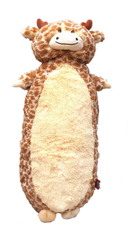 COLOR RICH -  動物造型長抱枕 - 長頸鹿 (66cm) - C17344GIR