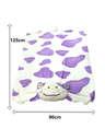 COLOR RICH - Animal Blanket - Cow (125cm x 90cm) - 20K141