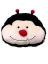 COLOR RICH - Animal Blanket - Ladybug (125cm x 90cm) - 20K152