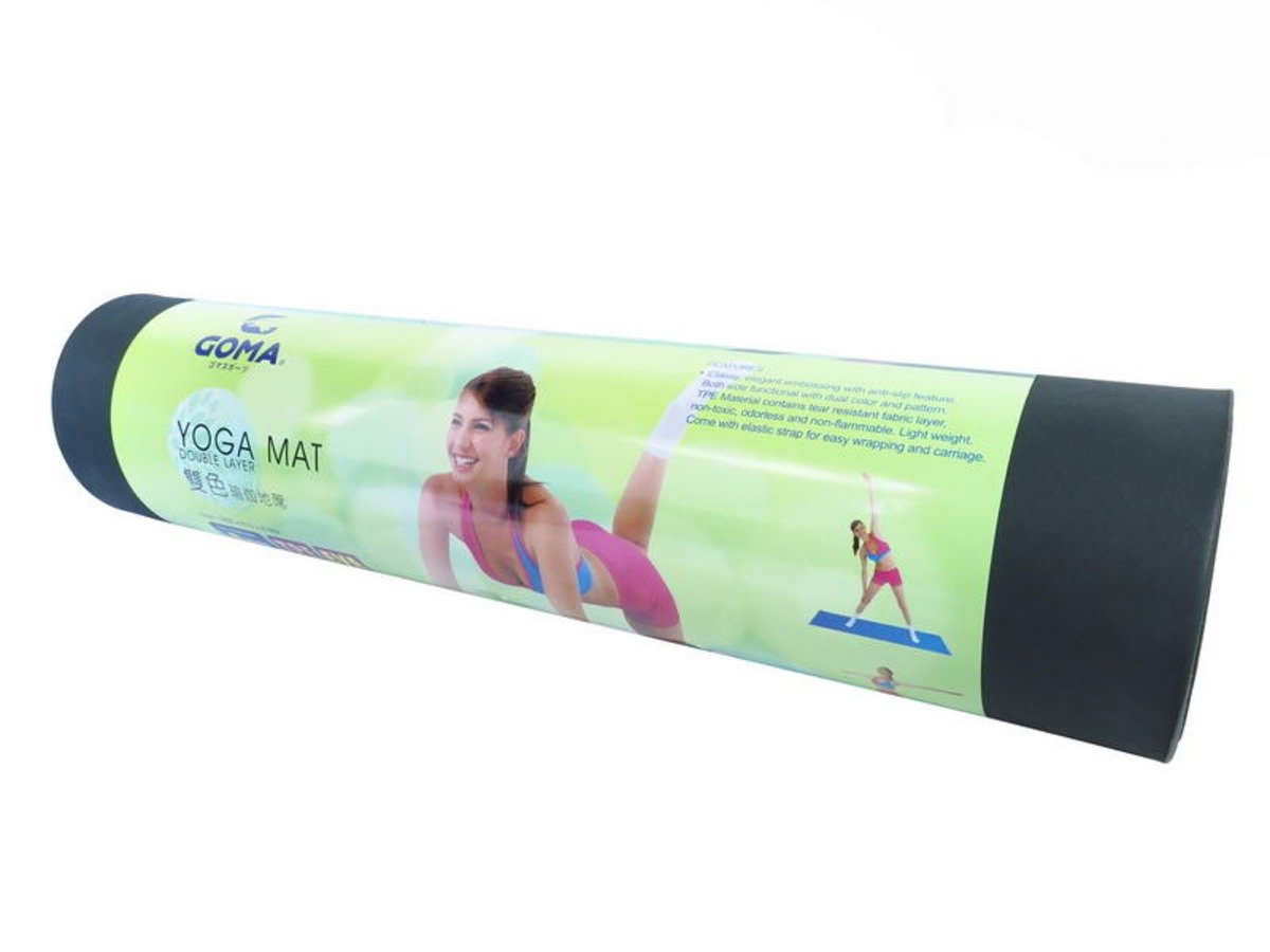 GA868-DG 8mm Double Layer Yoga Mat