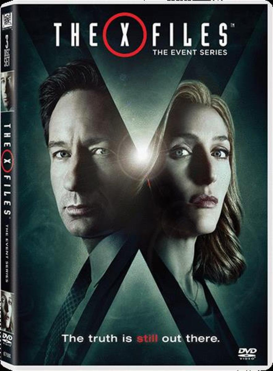 X-FILES:THE EVENT SERIES