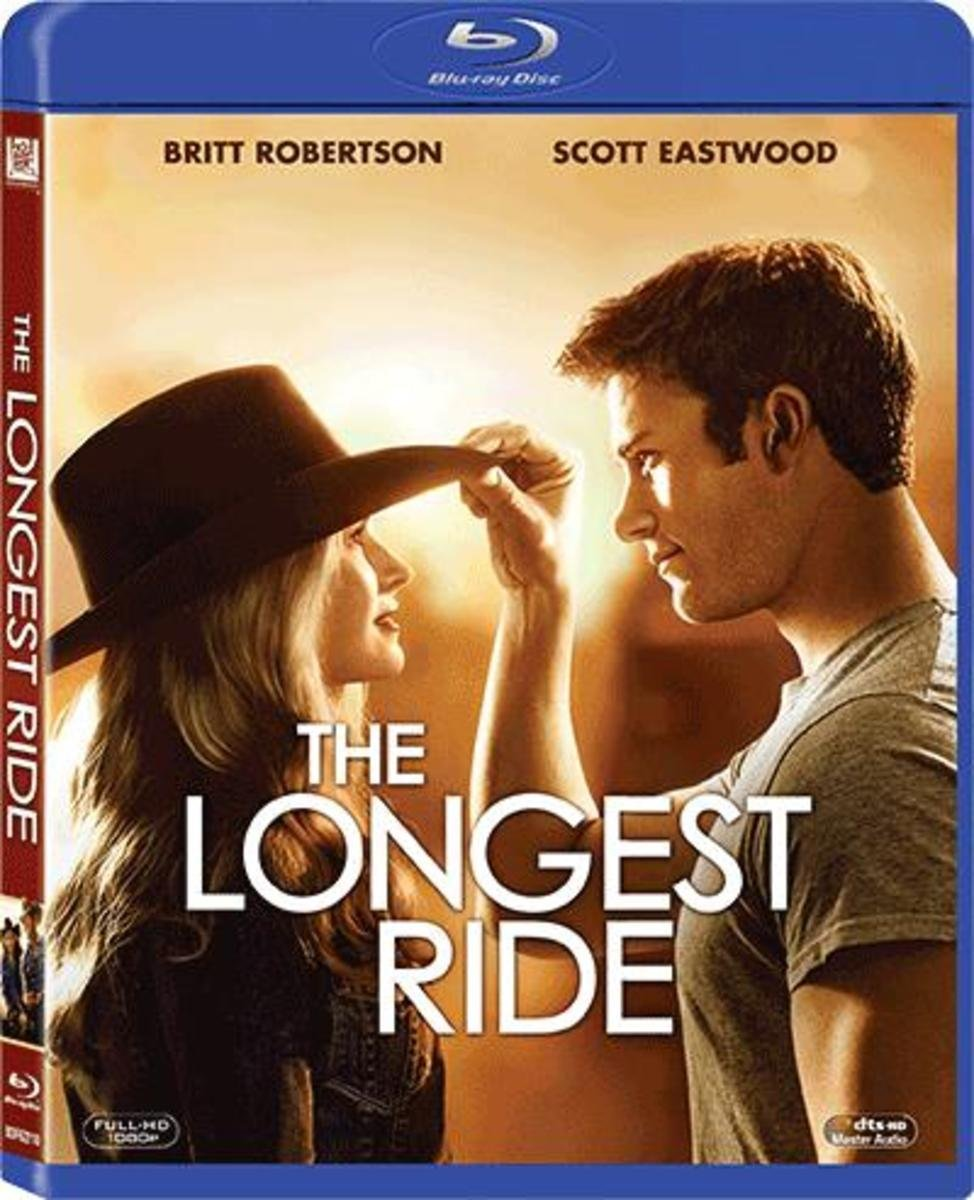 THE LONGEST RIDE (BD)