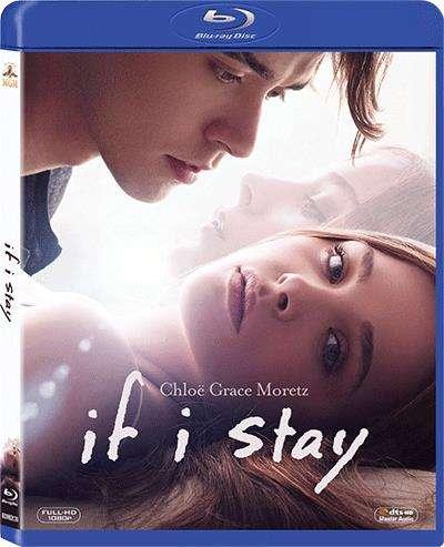 如果我留下(Blu-Ray)