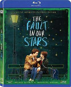 FAULT IN OUR STARS@@@  THE  (EXTENDED VERSION)  (Blu-Ray)