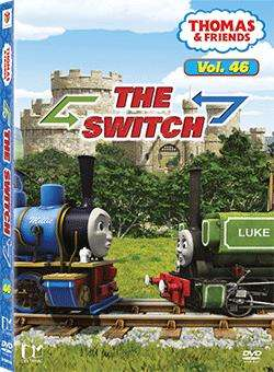 THOMAS &  FRIENDS VOL46 THE SWITCH (DVD)