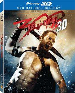 300: RISE OF AN EMPIRE  (FULL VERSION)  (3D)  (2-DISC)  (LENTICULAR)  (Blu-Ray)