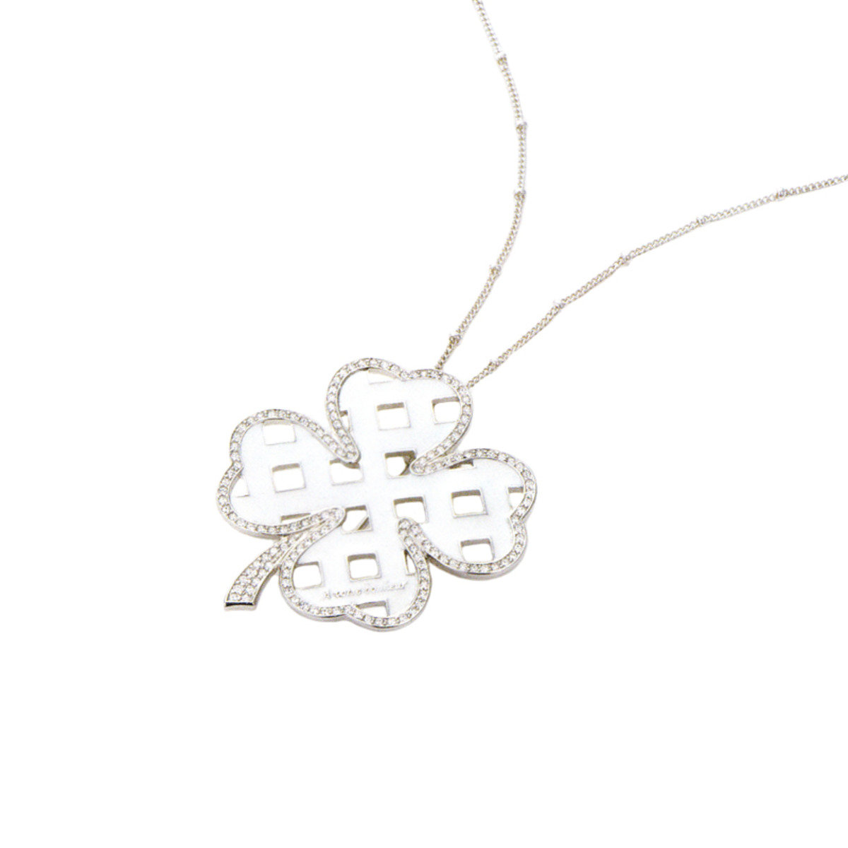 Clover@1907 necklace