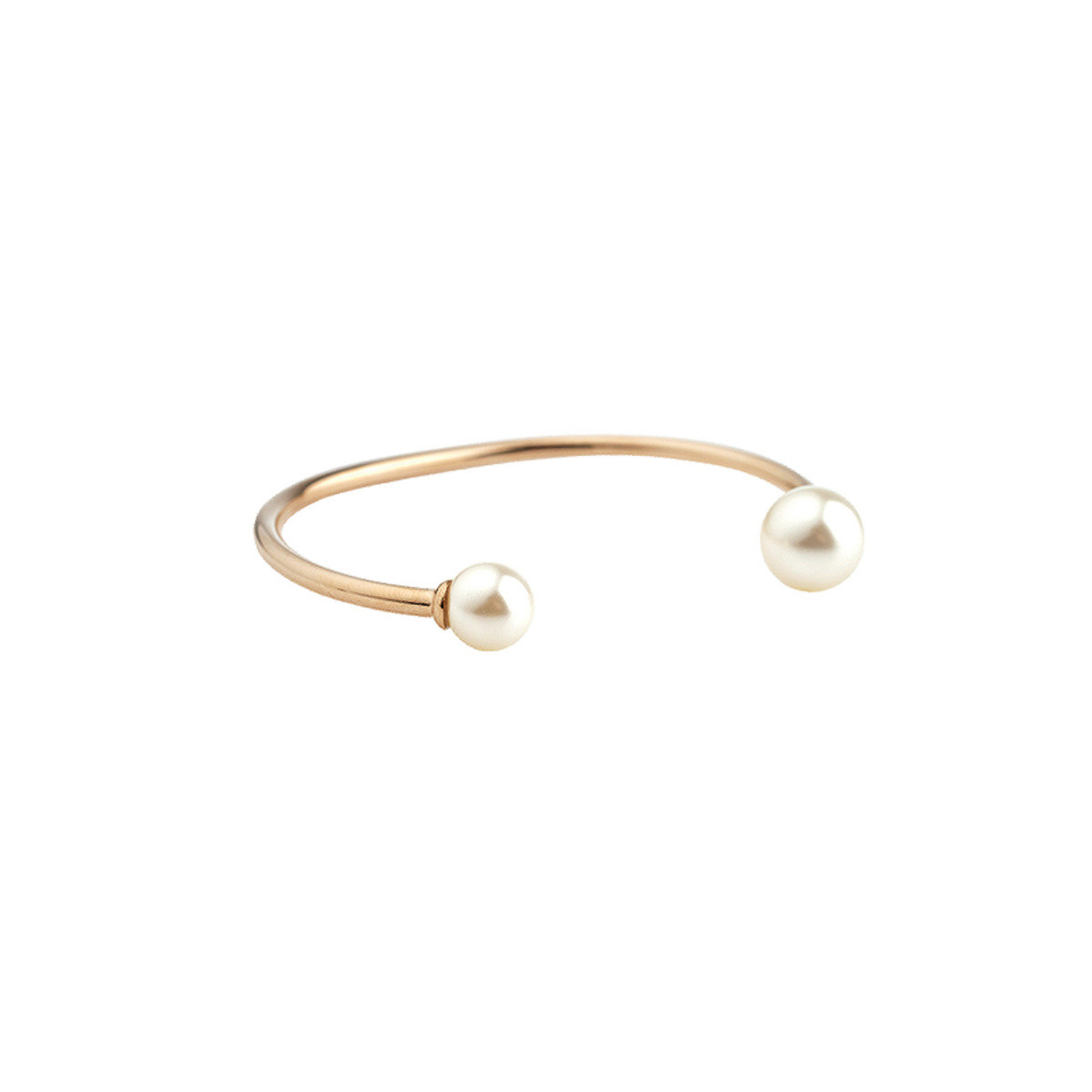 Pearl Moment open bangle