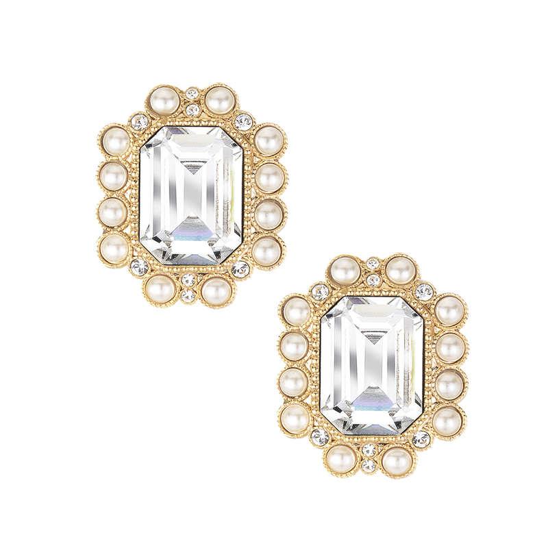 Bijou Bijou pierced earrings