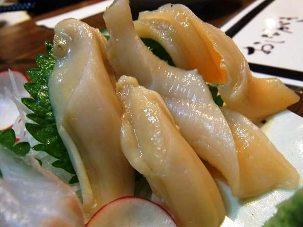 Geoduck Clam (20 pcs)(145g)